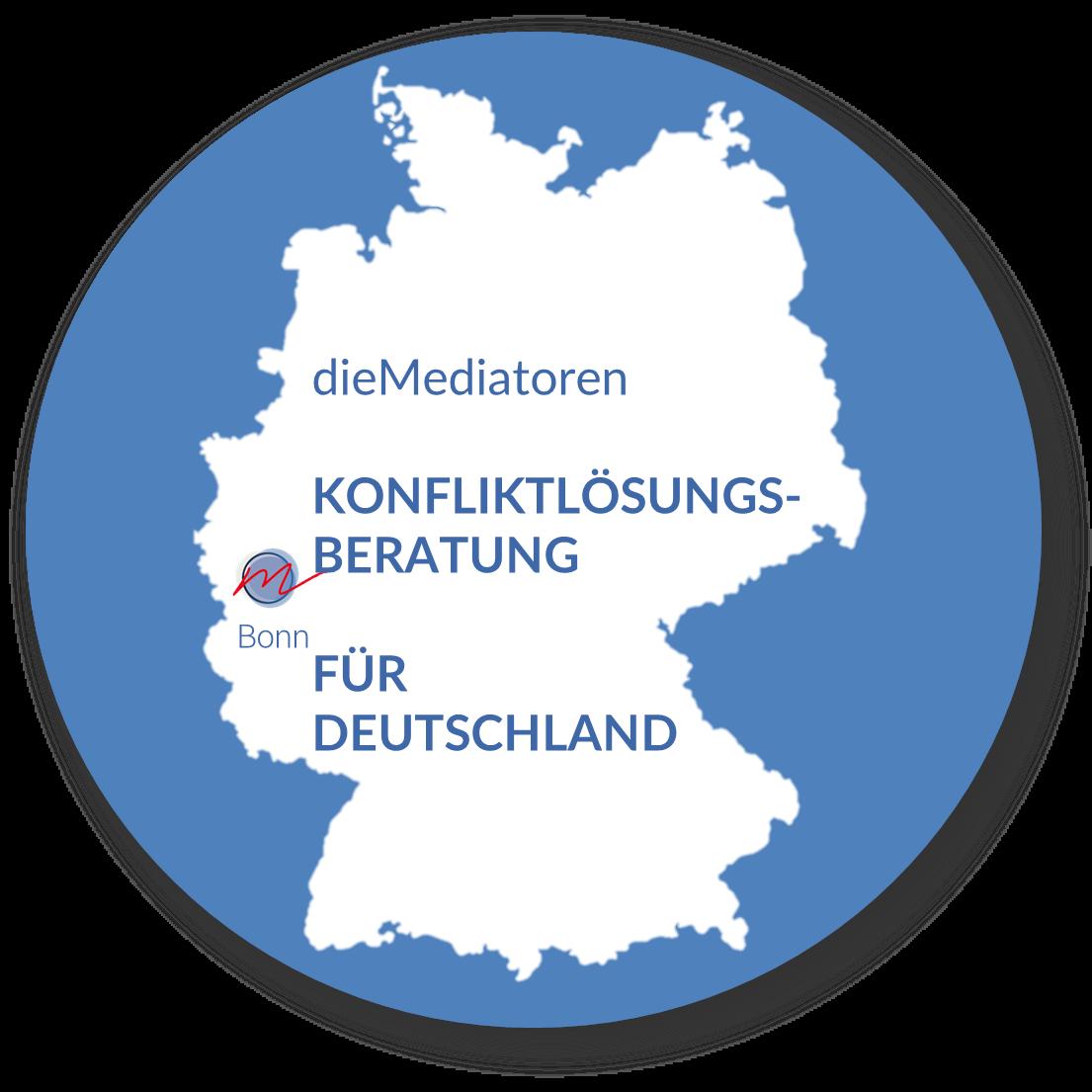 dieMediatoren Konfliktlösungsberatung für Deutschland